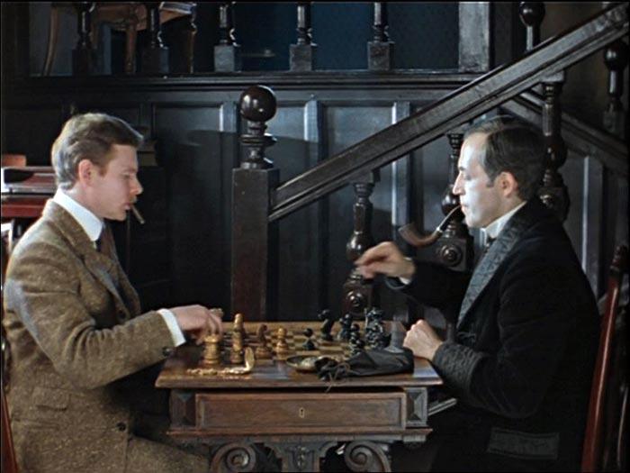книга шерлок холмс знакомства