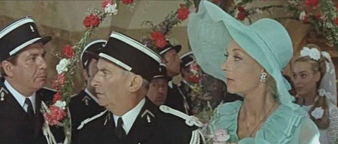 Жандарм женится 1968  в хорошем качестве