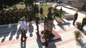 Митинг, посвященный 23-й годовщине Бендерской трагедии 1992 г.
