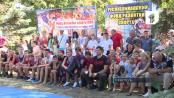 Спортивный праздник под лозунгом «Спорт-Движение-Жизнь» прошел в столице Приднестровья