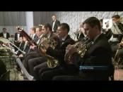 Предновогодний концерт симфонического оркестра