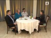 "Программа ""Журналисты приглашают..."" Оксана Буланова"